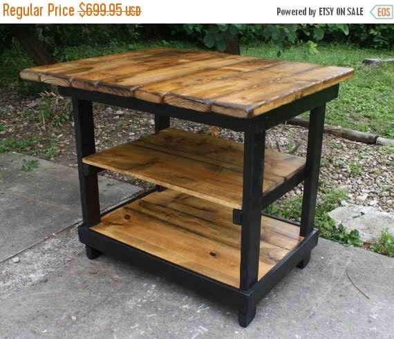 On Sale Kitchen Island Bar Multi Functional By Uniqueprimtiques