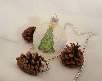 Christmas Tree Ornament / Xmas Ornament / Christmas Ornament Handmade / Christmas Tree Ornaments / Xmas Decorations / Christmas