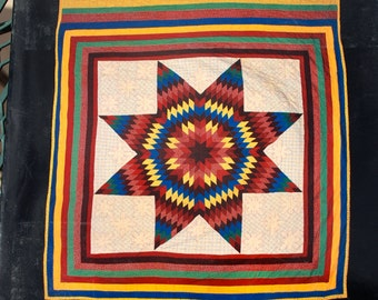 To Honor and Comfort - Native Quilting Traditions edited by Marsh L McDowell and C. Kurt Dewhurst