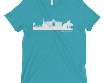 Athens Alabama Skyline T-Shirt