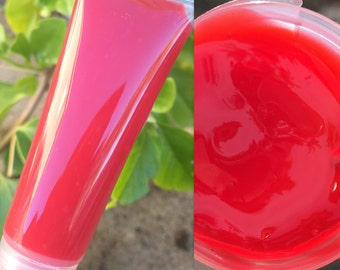 NEW! GLAMOROUS Lip Junkie- Thick and Rich Vegan Friendly Lip gloss