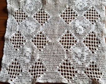 Chair Back Doily