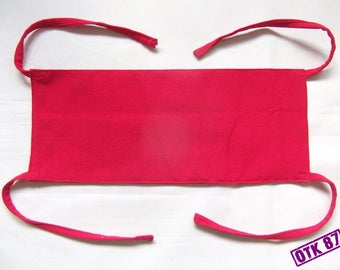 1935 style plain armband. WW2 Red Army, Reproduction