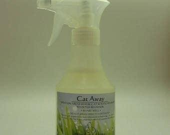 """Cat Away"" Spray 100 Percent Organic"