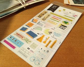 Sonia J. Design assorted stickers No. 2048