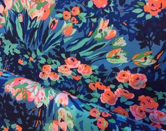 Amy Butler Violette PWAB135.midni Fabric Canada/ half yard