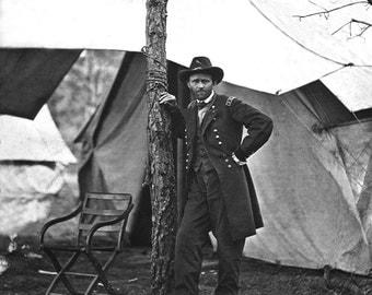 General Ulysses S. Grant Poster Photo Civil War
