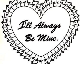 I'll Always Be Mine tee