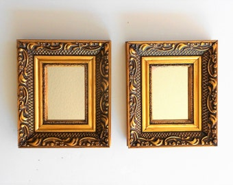 85H Wall Mirrors Gold Leaf Mirrors Decorative