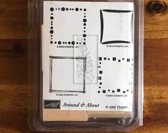 Stampin' UP! Around & About- FREE SHIPPING!