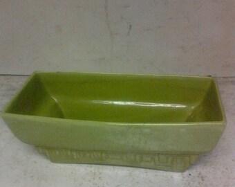 Haeger stoneware planter or dish