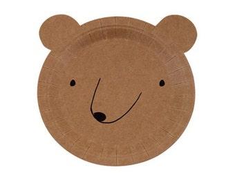 Lets explore Bear Plate
