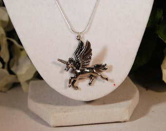 Alicorn Necklace