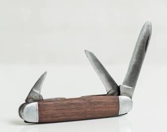 Camillus 3 Blade Pocket Knife