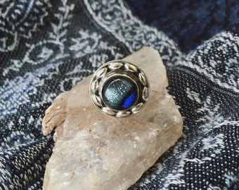 Dichro Glass Ring