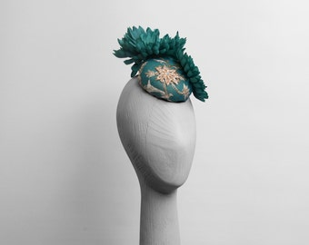 LADY JADE (Headpiece/ Hat)