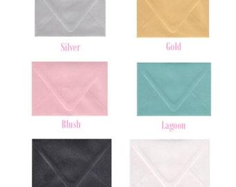 Metallic Envelopes