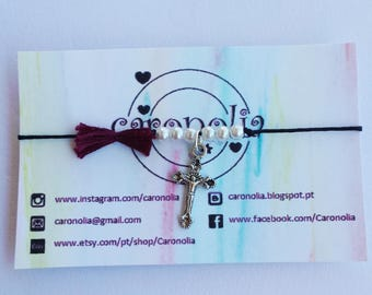 Friendship Bracelet,Perfect BFF Gift, Bridesmaid Gift,Summer bracelet,black bracelet,thin cord bracelet, Girlfriends gift ,valentines day