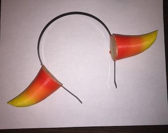 Custom 3d Printed Horns