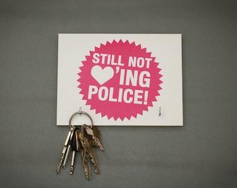 Key board - police