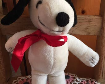 Snoopy Collectible doll, 1968