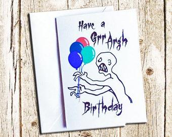 Have a GrrArgh birthday