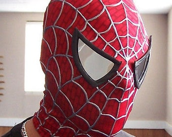 Classic Spiderman Mask