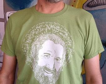 Saint Jim Henson- Jim Henson Artist Saint T- Shirt -green