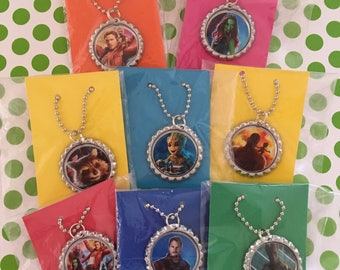 Guardian Of The Galaxy 10 Qty Party Favor Necklaces Guardian Party Guardian Galaxy Movie Boys Party Favor Groot