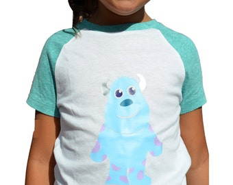 Monster's Inc Baby Sullivan shirt