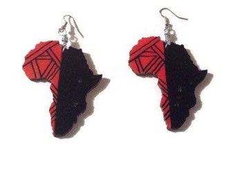 Handpainted Earrings