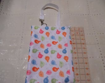 Wet Bag / Girls Wet Bag / Baby Wet Bag / Baby Gift / Shower Gift/ Waterproof Bag / PUL Bag