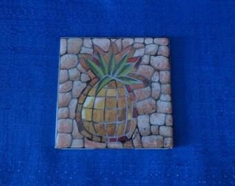 Pinapple Tile,Decrotive Fruit Tile