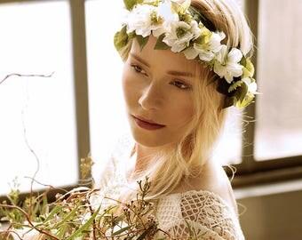 Flowercrown Bride