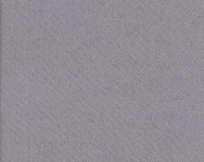 Moda 100% Wool Steel 5481050 - 1/2 yd x 54 inches