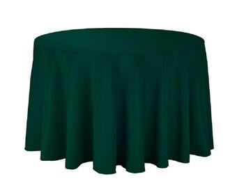 Green Tablecloth   Etsy