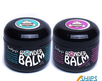 Wonder Balm: All-Natural Skin Softener (2 oz)