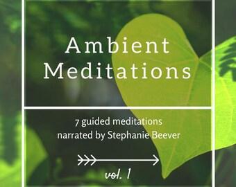 Meditation - Meditation CD - Meditation room - Meditation Gift - Yoga Gift - Yoga - Steph Beever