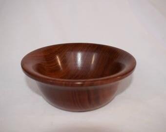 Padouk Bowl