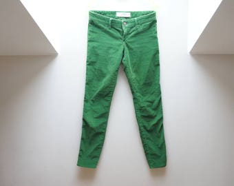 hollister corduroy pants
