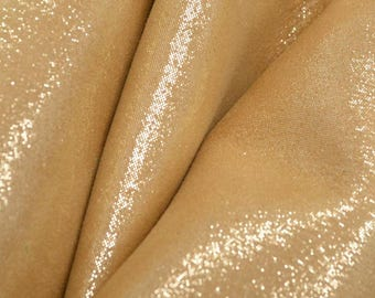 "Sun Kissed Bronzer ""Shimmer & Shine""  Leather Cow Hide 4"" x 6"" Pre-cut 2-3 oz flat grain DE-52796(Sec. 8,Shelf 6,D,Box 5)"