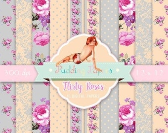 Flirty Invitation with best invitations layout