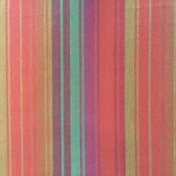 EXOTIC STRIPE  PARMA Woven exotic.parma by  Kaffe Fassett fabric sold in 1/2 yard increments