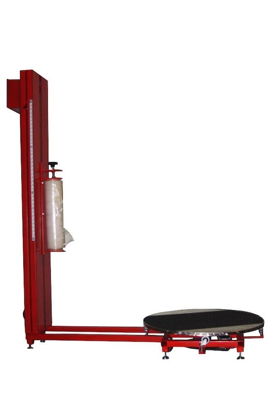 industrial stretch wrap machine