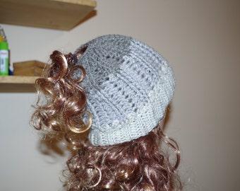 Not another bun beanie!!! - crochet pattern