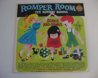 Romper Room - Songs And Games - Circa 1964
