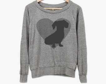 Dachshund Long Sleeve Shirt // Dog Breed Shirt // Dog Breed Gift // Gift for Dog Lover // Pet Gift // Dog Breed T-Shirt