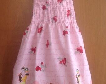 Disney Belle girls sundress