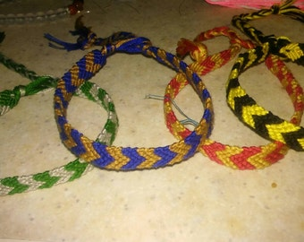 Harry potter inspired bracelets