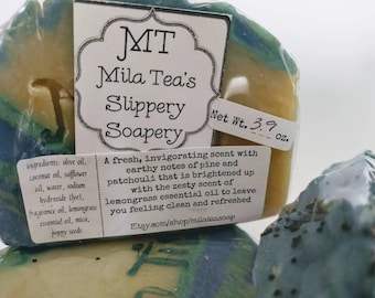 High TIde vegan artisan soap